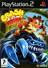 Crash of the Titans Sony PS2 PLAYSTATION 2 Game UK PAL Kids  FAST FREE POSTAGE