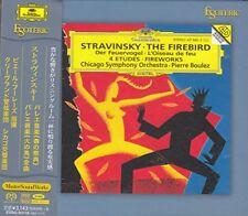 ESOTERIC Pierre Boulez Stravinsky The Rite of Spring The Firebird SACD Hybrid FS