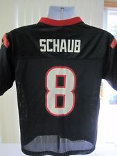 Matt Schaub Houston Texans Reebok NFL Players Jersey Youth Large Blue Mint!