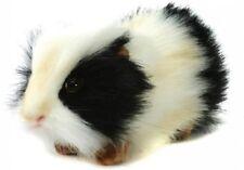 Hansa Guinea Pig Plush Black/White