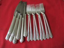 (16) Holmes & Edwards Silverplate Flatware Pieces, 1949 Spring Garden  #18
