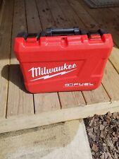 "Milwaukee Fuel 1/2"" Hammer Drill Case"