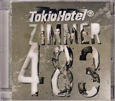 """CD ALBUM TOKIO HOTEL """"ZIMMER 483"""""""
