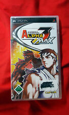 Street Fighter Alpha 3 MAX - Sony PSP PlayStation Portable - 2006