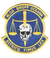 USN Patch Patch:  Navy Legal Service Office, Branch Office, Oceana