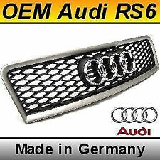 Original Audi RS6 Race Grill A6 S6 C5 (01-05) ALU Genuine OEM Audi Sport Grille