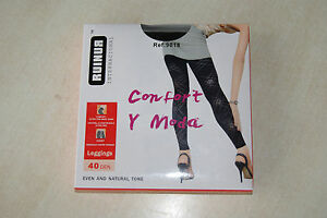 legging noir neuf de marque Ruinur taille unique 40 DEN