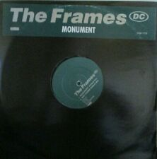 "THE FRAMES ~ Monument ~ 12"" Single PS"
