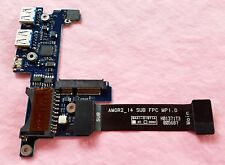 ☆ Samsung NP900X4C NP900X4D Laptop USB Port & Card Reader Board # BA92-10214A