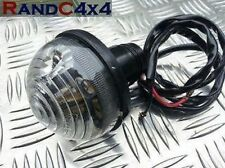 RTC5012 Land Rover Defender Front Side Light Lamp to '94 2.5 T TD 200 TDi