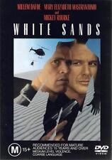 White Sands - Thriller / Suspense / Action - NEW DVD