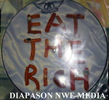 "AEROSMITH - EAT THE RICH  12"" PICTURE DISC"