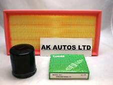FITS TOYOTA AVENSIS 1.6i  / 1.8 3PC SERVICE KIT OIL AIR FILTER & SPARK PLUGS