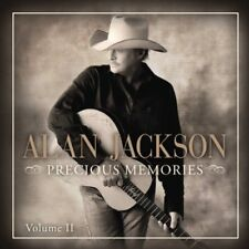 Vol. 2-Precious Memories - Jackson,Alan (2013, CD NEUF)