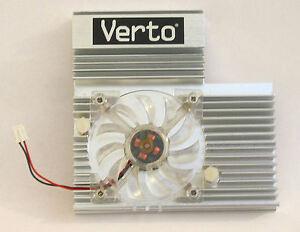 PNY Verto VGA Cooler w/ 40mm Fan (80mm x 80mm x 10mm)