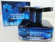 Flower party night eau de parfum 30ML spray de yves rocher plein avec boîte