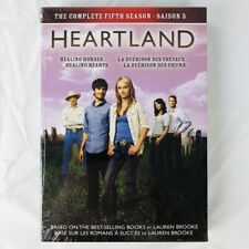 Heartland: Season Five (DVD, 2012, Canadian)