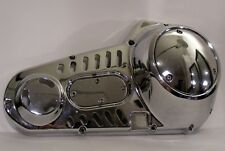 AFTERMARKET, CHROME, VENTED PRIMARY COVER FOR HARLEY BIG TWINS