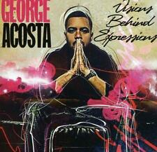 George Acosta - Visions Behind Expressions (NEW CD)