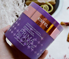 ESTEL PROFESSIONAL PRIMA BLONDE SILVER HAIR MASK COLD SHADES OF BLONDE 300 ML