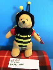 The Disney Store Dressed Bee Pooh plush(310-2413)