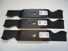 """3 Mower Blades For Cub Cadet RZT54 54"""" 742-0677 942-0677 742-0677A 942-0677A"""