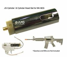 JG M4 Airsoft AEG Cylinder & Cylinder Head Internals Rifle Replacement S System