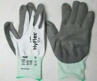 "Gloves Cut Resistant ANSELL 11-644 HyFlex® Light Gray Size 12 "" 1 Pair """