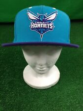 Adidas Brand Charlotte Hornets NBA Basketball SnapBack Hat Cap Lid Adjustable