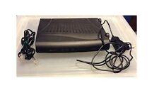 Router per ADSL con accessori (alimentatore e cavo telefono)