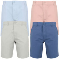 Tokyo Laundry Men's Delgada Chino Shorts Smart Summer Casual Jean Size S - XXL