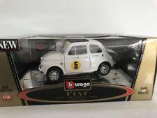 Véhicules miniatures 1:16 Fiat