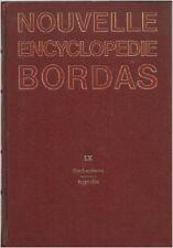 Georges Pascal - Nouvelle encyclopédie Bordas - 1985 - relié