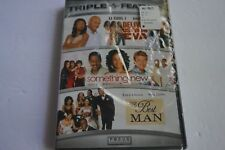 DRAMA-Deliver Us From Eva/Something New/The Best Man  DVD NEW