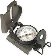 Bussola antica lensatic compass