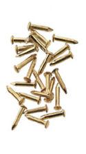 Dollhouse Hardware Houseworks Brass 4mm Pin Nail 100pc/pkg   HW1129