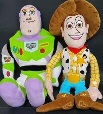 """Disney Pixar Toy Story Plush Woody Buzz Lightyear Sheriff Stuffed Animal Toy 25"""""""