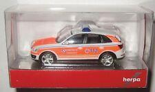 Herpa 092661 Audi Q5 ELW Werkfeuerwehr Salzgitter 1:87 HO