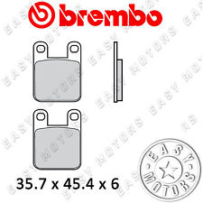 07BB12.05 Front Brembo 05 Brake Pads for Beta TECHNO 250 1996  1998