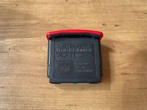 Nintendo 64 (N64) - Official Memory Expansion Pak Pack - NUS-007 - RAM