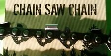 """20"""" Chainsaw Chain 3/8 .050 72 DL RIPPING CHAIN .050 Gauge 72 DL Forester"""