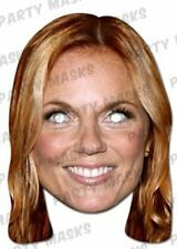 Geri Halliwell Face Mask - Many more in our shop FREE P&P