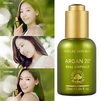 NATURE REPUBLIC Argan 20˚ Real Ampoule 25ml Nature Face oil / Korean Cosmetics