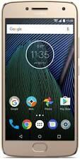 Moto G5 Plus (Fine Gold, 32 GB)  (4 GB RAM) - 1 YEAR MANUFACTURE WARRANTY