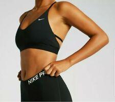 Nike Dri - Fit black sports bra Size (S)