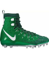 9.5 Nike Zoom Force Savage Elite Td Football Cleats Shoes Green 857063-313