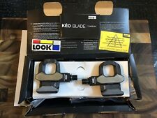Look Keo Blade Carbon Ti 12Nm Pedals