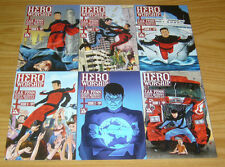 Hero Worship #1-6 VF/NM complete series - zak penn - avatar press comics set lot