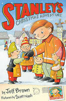 Stanley's Christmas Adventure (Flat Stanley), Brown, Jeff, Very Good Book