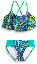 Kanu Surf Girls' Bikini, Blue, Size 6.0 cElX